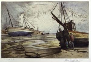 Hoyton Edward Bouverie - Low Tide St Ives web